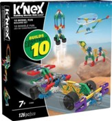 K'nex 10-Model Fun Building Set