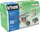 K'nex Builder Basics 35-Model Building Set