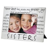 Sisters Silver Photo Frame