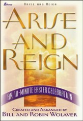 Arise And Reign, Book