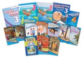 Grade 3 Homeschool Child Language Arts Kit