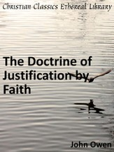 Doctrine of Justification by Faith - eBook