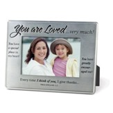 You Are Loved--Photo Frame