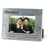 Graduate, More Than Words Photo Frame
