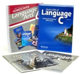 Abeka Grade 6 Homeschool Parent Language Arts Kit
