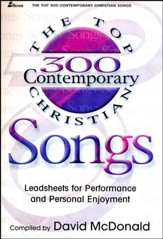 Top 300 Contemporary Christian Songs, The, Bk