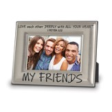 My Friends Photo Frame, 1 Peter 1:22