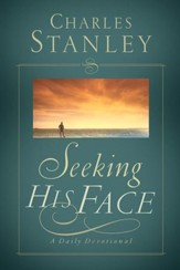 Seeking His Face: A Daily Devotional - eBook