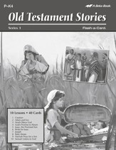 Old Testament Stories 1 Lesson Guide
