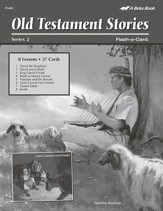 Old Testament Stories 2 Lesson Guide