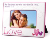 Love Photo Frame, Romans 12:10