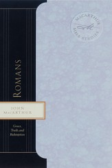 Macarthur Bible Studies: Romans - eBook