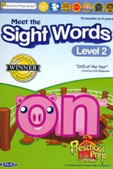 Meet the Sight Words 2 DVD