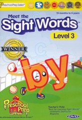 Meet the Sight Words 3 DVD