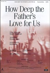 How Deep The Father's Love For Us, Anthem