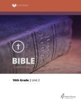 Grade 10 Bible Lifepac 2: Abraham Through Joseph