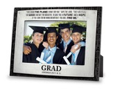 Grad, For I Know the Plans Photo Frame