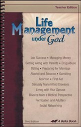 Life Management under God Teacher Edition