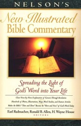 Nelsons New Illustrated Bible Commentary: Spreading the Light of God's Word into Your Life - eBook