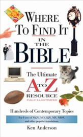 Where to Find it in the Bible: Nelson's Little Book Series - eBook