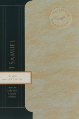 Macarthur Bible Studies: 1 Samuel - eBook