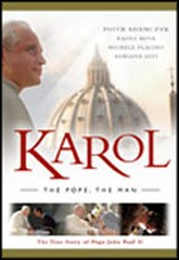 Karol: The Pope, the Man DVD