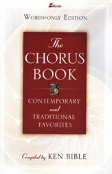 The Chorus Book (Words-only Edition)