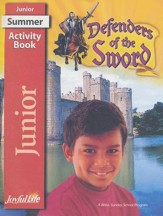 Defenders of the Sword Junior (Grades 5-6) Activity Book