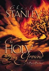 On Holy Ground: A Daily Devotional - eBook