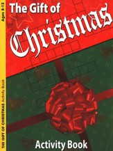 The Gift of Christmas Activity Book (Ages 8-12)