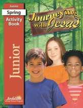 Journeying with Jesus Junior (Grades 5-6) Activity Book