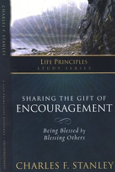 The In Touch Study Series: Sharing the Gift of Encouragement - eBook