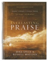 Everlasting Praise Spiralbound Songbook