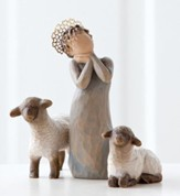 Willow Tree ® Nativity, Little Shepherdess