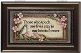 Those Who Touch Our Lives Stay In Our Hearts Forever, Music Box