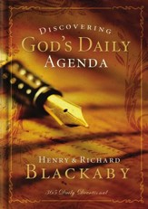 Discovering God's Daily Agenda - eBook