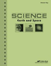 Abeka Science: Earth and Space Answer Key