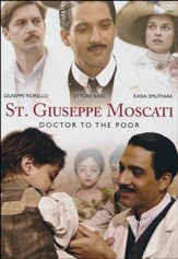 St. Giuseppe Moscati: Doctor to the Poor, DVD