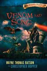 Venom and Song: The Berinfell Prophecies Series - Book Two - eBook