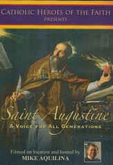 Saint Augustine: A Voice for All Generations, DVD