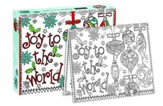Colorful Joy, Boxed Christmas Cards, 18