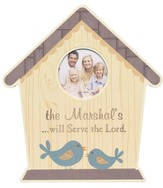 Personalized, Photo Frame, 3x3, Birdhouse