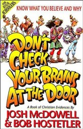 Don't Check Your Brains at the Door - eBook