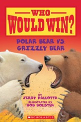 Who Would Win? Polar Bear Vs. Grizzly Bear