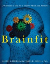 Brainfit: 10 Minutes a Day for a Sharper Mind and Memory - eBook