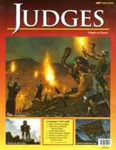 Abeka Judges Flash-a-Card Set