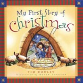 My First Story of Christmas, Picture Book