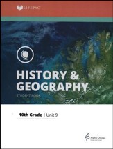 Lifepac History & Geography Grade 10 Unit 9: The Contemporary World