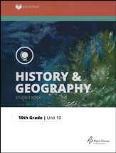 Lifepac History & Geography Grade 10 Unit 10: Ancient Times to the Present