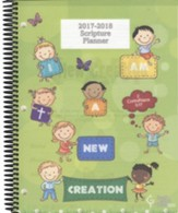God's Word in Time Scripture Planner: A New Creation Primary  Teacher Edition (ESV Version; August 2017 - July 2018)